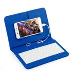 Bluetooth Keyboard For Phone - Portable Wireless Phone Keyboard