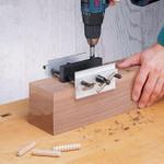 Premium Woodworking Doweling Jig