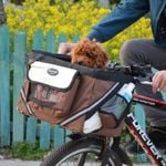 Portable Pet Bicycle Carrier