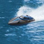 Remote Control High Speed Boat