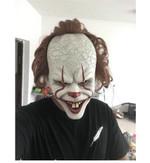 Stephen King's It Mask Pennywise Horror Clown Joker Mask Halloween