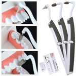 3 in 1 SONIC TOOTH STAIN ERASER WITH PLAQUE REMOVER