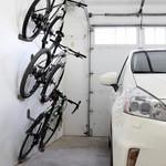Wall Mounted Bike Hanger Rack