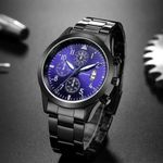 Icoolgad Luxury  For Men Fashion Sport Quartz Clock Mens Es Top Brand Luxury Business Waterproof