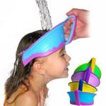 Kids Bath Visor Splash Guard