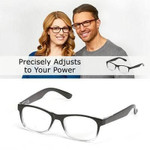 Adjustable Multi Focus Eyeglasses