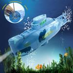 Rc Submarine With Radio Control & Led