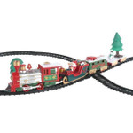 Electric Christmas Toy Train Set