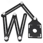 Mintiml Multi-Angle Measuring Folding Ruler