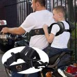 Kid's Motorcycle Adjustable Safety Belt