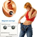 Acupressure Weight Loss Magnet With Earrings