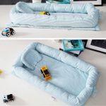 Dismountable Portable Toddler Travel Bed