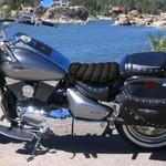 Motorcycle Comfort Seat
