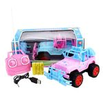 Rc Girls Remote Control Car