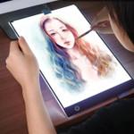 Premium Digital Drawing Tablet Electronic Sketchbook Animation Art Tablet For Tracing