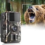 Wildlife Trail Camera Full Hd With Night Vision