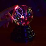 Magic Electrostatic Ion Ball