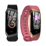 Fitband Smart Watch Waterproof Blood Pressure Oxygen Heart Rate Monitor Sport Bracelet