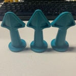 Caulkpro - Instant Silicone Caulking Finisher Tool Trowel Nozzle