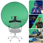 Portable Collapsible Green Screen Background