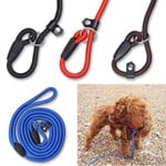 Adjustable Nylon Rope Dog Leash/Training Lead For Dog