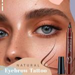 New Natural Tattoo Eyebrow Pen