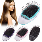 Portable Electric Styling Frizz Hairbrush