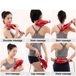 Full Body Electric Shiatsu Neck Back Massage Hammer