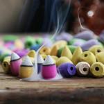 70 Pieces Of Incense Cones