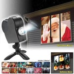 Christmas Pre- - Holographic Projection