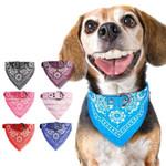 Bandana Leather Dog Collar For Dog