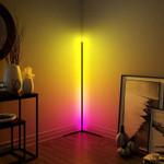 Moodsetter - Adjustable Led Corner Floor Lamp