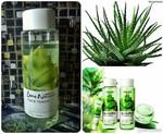 Natural Aloe Vera Acne Treatment Toner