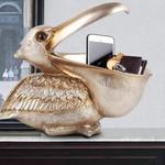 Pelican Storage Figurine