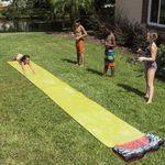 Portable Backyard Kids Water Slip And Slide