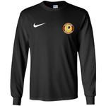 Nike Washington Redskins Nfl Football Men Long SLeeve Shirt
