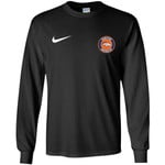 Nike Denver Broncos Nfl Football Men Long SLeeve Shirt