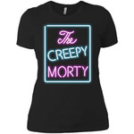 Rick And Morty The Creepy Morty Club Women T-Shirt