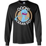 Rick And Morty Mr Meeseeks Oooh Caaan Do Men Long SLeeve Shirt