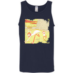 Rick And Morty Escape From Buttworld Men Tank Top