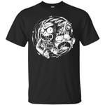Rick And Morty Time Warp Travels Men T-Shirt
