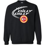 Dilly Dilly Kansas City Chiefs Nfl Football Unisex Crewneck Pullover Sweatshirt