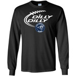 Dilly Dilly Los Angeles Rams Nfl Football Men Long SLeeve Shirt