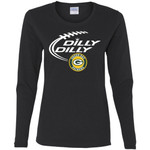 Dilly Dilly Green Bay Packers Nfl Football Women Long Sleeve Shirt