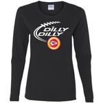 Dilly Dilly Kansas City Chiefs Nfl Football Women Long Sleeve Shirt