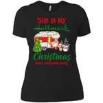 This Is My Hallmark Christmas Movie Watching Women T-Shirt