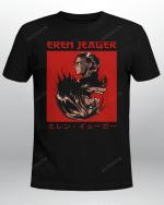 Attack on Titan T-Shirt | Eren Jeager