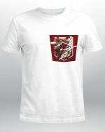 Attack on Titan White T-Shirt | Levi Ackerman