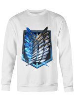 Attack on Titan Sweatshirt | Logo