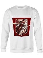 Attack on Titan Sweatshirt | Levi Ackerman